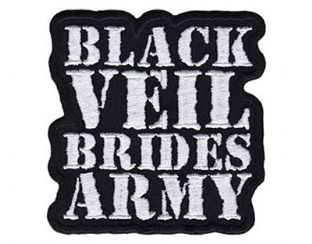 Black Veil Brides Patches